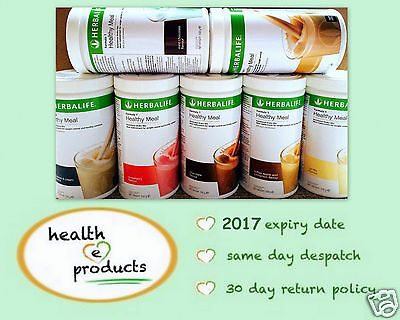Fresh UK Stock ✪ Herbalife FORMULA 1 Shake 550g Tub ✪ Healthy Protein Meal