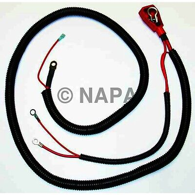 Battery Cable Napa 717993 Fits 90 92 Ford Ranger 4 0l V6