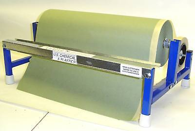 Masker Machine Bench 18'' Comes With 1 Roll 18''x180' Paper & Roll 3M 3/4 Tape