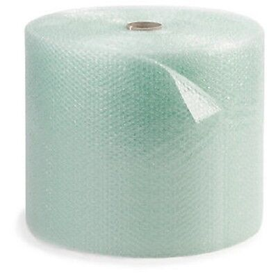 """ZV 3/16"""" x 12"""" x 1050' 1050FT Small Recycled Bubble Padding Cushioning Wrap Roll"""