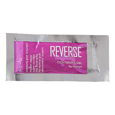 Doc Johnson Reverse Vaginal Tightening Gel Women Increase Sexual Sensitivity 7.1