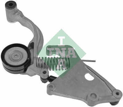 MINI COOPER 1.6 Aux Belt Tensioner 02 to 06 534015910 Drive V-Ribbed INA 7509476