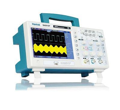 Hantek DSO5102P - 2-Channel 100MHz Oscilloscope (with 800x480 screen)
