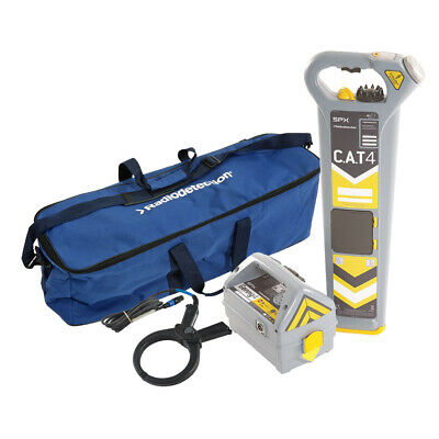 Radiodetection CAT4+ and Genny4 Cable Avoidance Tool System