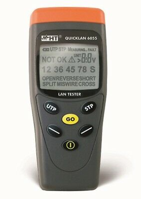 HT Italia QUICKLAN6055 LAN Wire Mapper Tester