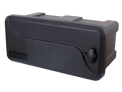 DAKEN Blackit I TOOL BOX 550x250x294 / Truck Storage Box / Lorry / Bus Tool Case