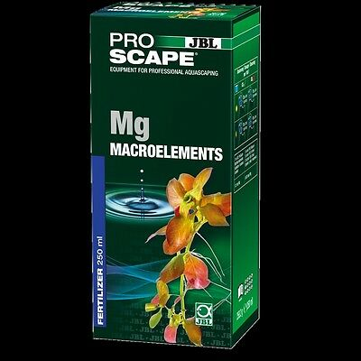 JBL ProScape Mg Macroelements 250ml Magnesium plant fertiliser aquatic aquarium