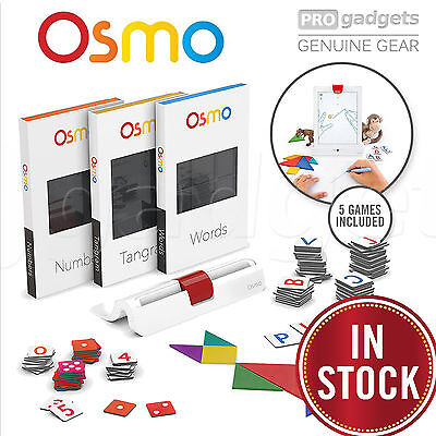Genuine Osmo Genius Kit Education Game System for iPad 2 3 4 5 6/Air2 3/Mini Pro
