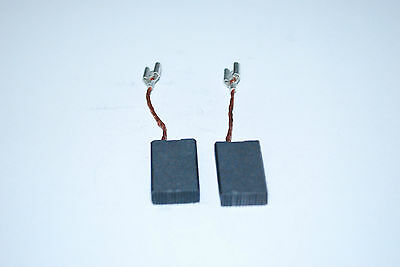 1 PAIR Carbon Brushes 6.2mm x 16mm x 26mm for Generic Electric Motor A379