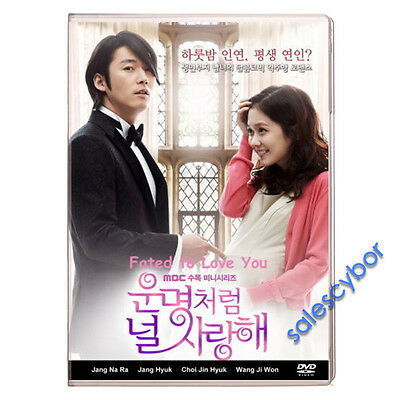 80d7392748fd Fated To Love You Korean Drama (5 DVD) Excellent English Subs & Quality.