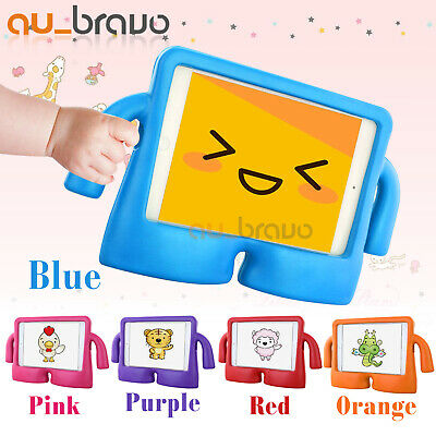 Shockproof Tough Kids Children Case Cover for Apple iPad Air Mini 1 2 3 4