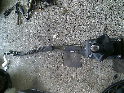 Renault Laguna 2.0 Dci Mk2 Facelift 2005-07 6 Speed Gear Selector With Cables