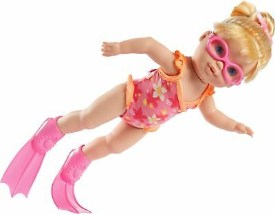 My Little Baby Born I Can Swim Doll. From the Official Argos Shop on ebay