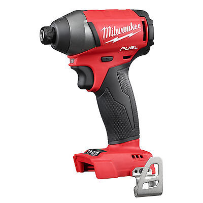 "Milwaukee M18 Gen 2 FUEL 1/4"" Hex Impact Driver (Tool Only) 2753-20 New"