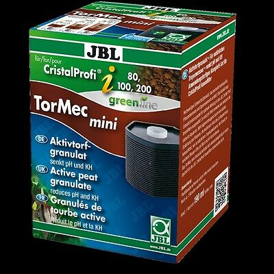 JBL CristalProfi TorMec i60 i80 i100 i200 peat ph reducer greenline blackwater