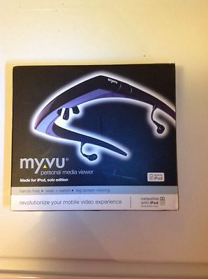 MyVu Personal Media Viewer for iPod Solo Edition PMV-1003
