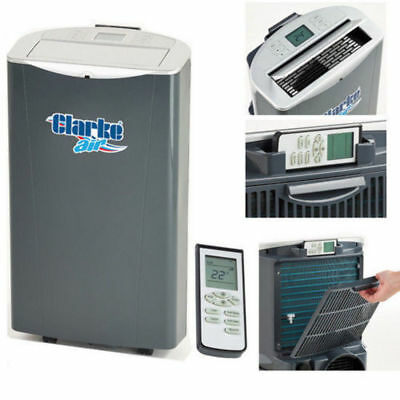 Clarke AC10000 9000 BTU Air Conditioner  (Ref: 3230574) X