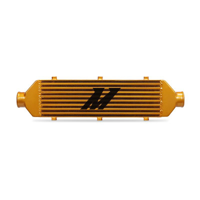 Mishimoto Z-Line Universal Alloy Intercooler - Gold