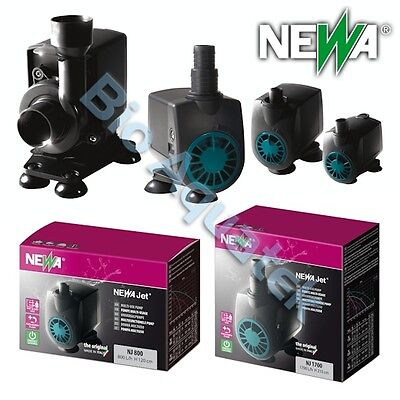 NEWA Jet Aquarium Water Pump Freshwater Marine Reef Submersible Hydroponics Pond