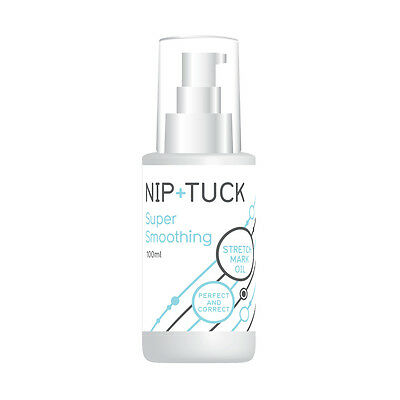 Nip & Tuck Super Smoothing Stretch Mark Oil – Clear Complexion No Stretchy