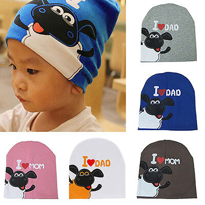 Cute Toddler Infant Baby Kids Boy Girl Soft Warm Hat Cap Beanie Cotton Popular