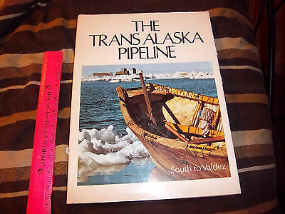 Trans Alaska Pipeline vol 2 south to valdez coffee table book great Photography