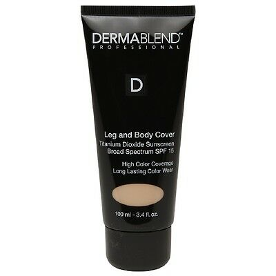 Dermablend Leg and Body Cover SPF 15 Tawny 3.4 Ounce
