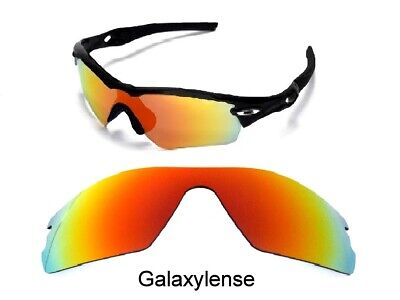 Galaxy Replacement Lenses for Oakley Radar Path Fire Red Polarized 100% UVAB