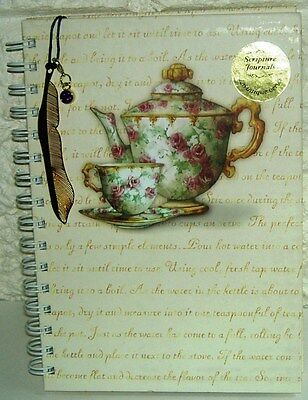 Melody Writing Journal plus Bookmark