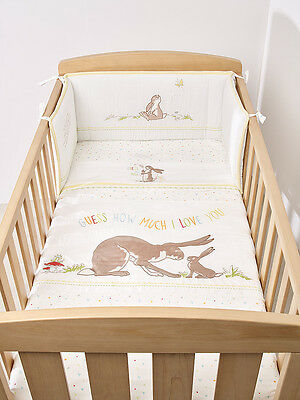 Guess How Much I Love You 4pcs Cot Bed Set