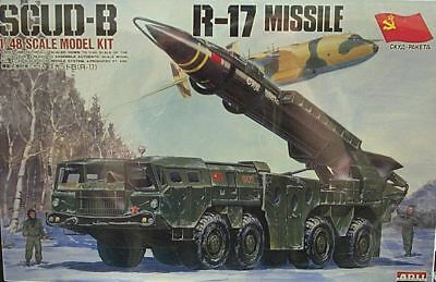 Arii 1/48 Scud B R-17 Surface To Surface Missile NIB