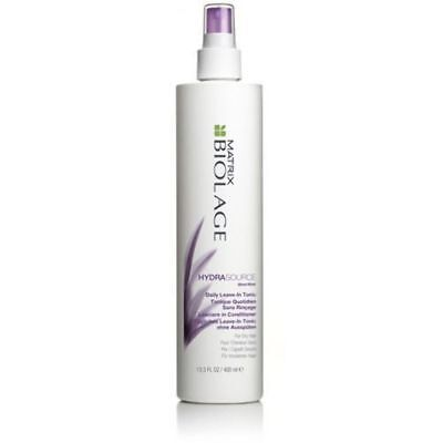 Matrix Biolage HydraSource Daily Leave-In Tonic 400ml Hair Treatment