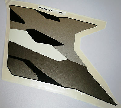 Embléme carrosserie neuf HONDA XRV750 Africa Twin 1999 87131-MAY-F00ZB