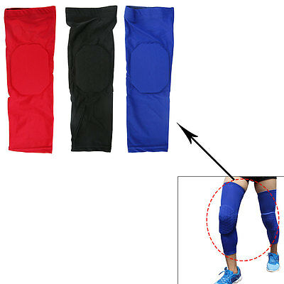 Crashproof Bein Pad Knee Knieschoner Sleeve Basketball Fußball Handball