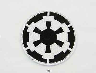 3 inch Imperial Cog Patch Star Wars Return of the Jedi Tie Fighter Pilot