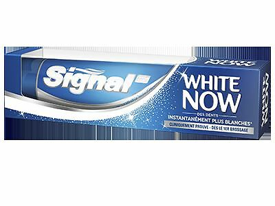 Signal - Dentifrice White Now 75ml