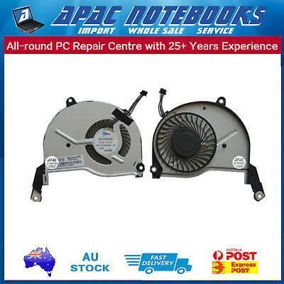 CPU Cooling Fan for HP Pavilion 15-N Series 739540-001 736278-001 749670-001