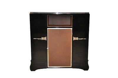 Rare Art Deco Sideboard With A Lot Of Storage Space