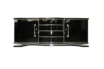 Art Deco Sideboard XXL From France