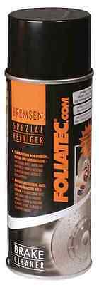 Foliatec Brake Caliper Cleaner Spray 400ml Gear Parts Degreaser Dust Remover