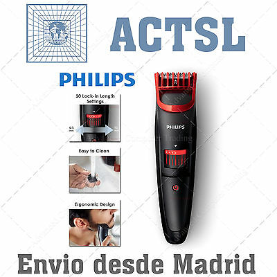 Recortador de barba Philips Beardtrimmer series 1000 Cordless