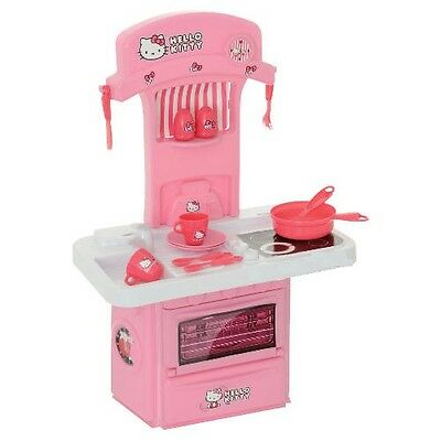 Hello Kitty - Kitty Kitchen For Girls Ages 3+ Brand New