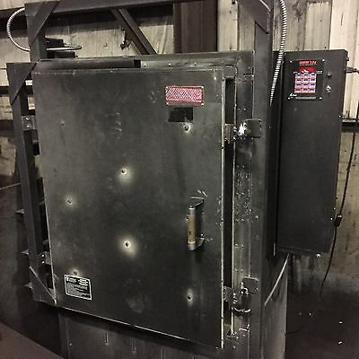 "Paragon Dragon24 --- 24"" x 24"" x 27"" 2350F box furnace"