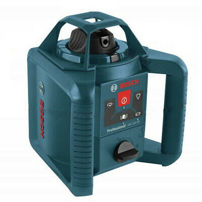 Bosch Self-Leveling Rotary Laser Level Kit GRL240HVCK-RT Reconditioned