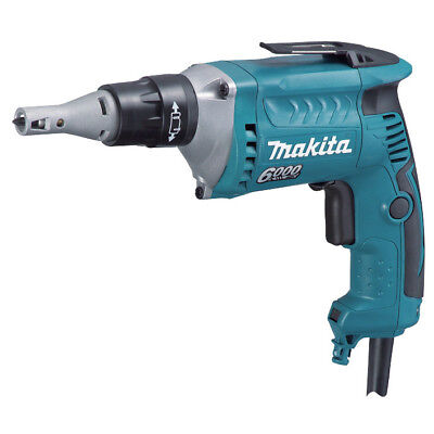 Makita FS6200 6.0 Amp Variable Speed Drywall Screwdriver with 8 ft. Cord New