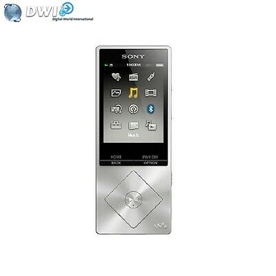 Brand New Sony Walkman Nw-A25 Nwa25 16Gb High Resolution Audio Player Silver