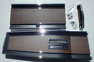 Mopar Console Top Plate 3 Piece Set 69 70 B and C Body AUTOMATIC NEW