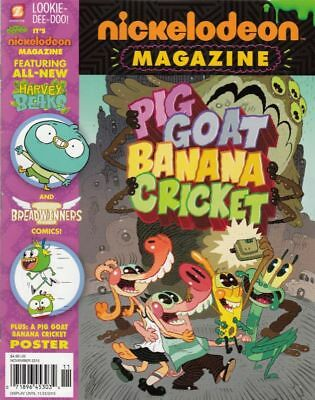Nickelodeon Magazine Vol 2 #5 (Papercutz) New