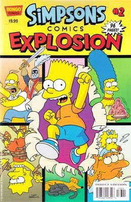 Simpsons Comics Explosion #2 (Bongo Comics)