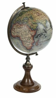 G324: Fancy Desktop globe after Didier Robert de Vaugondy 1745